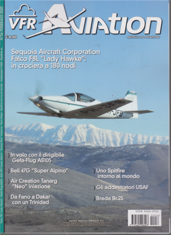 VFR Aviation - n. 56 - mensile - febbraio 2020