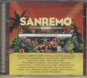Sanremo 2020 - La compilation - n. 6 - settimanale - 7/2/2020 - 2 cd - 29 brani