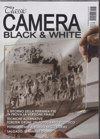 Classic Camera black & white - n. 108 - febbraio 2020 - trimestrale -