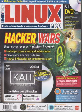 Linux Pro - n. 199 - bimestrale - febbraio - marzo 2020 -