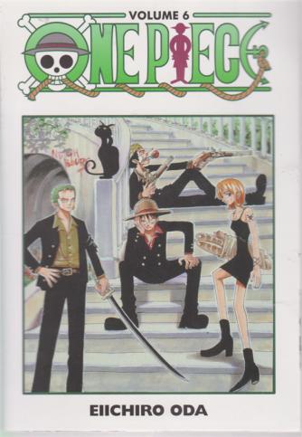 One Piece - n. 6 - settimanale -