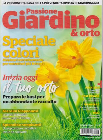 Passione Giardino & orto - n. 7 - bimestrale - febbraio - marzo 2020 -