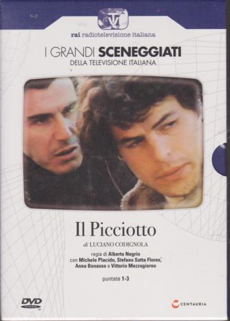 I grandi sceneggiati della televisione italiana - Il picciotto - di Luciano Codignola - puntate 1-3 - settimanale - 13/2/2020