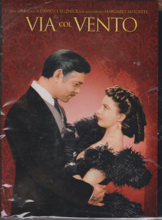 I dvd di Sorrisi collection n. 7 - Via col vento - 11/2/2020 -- settimanale -