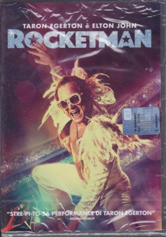 I dvd fiction di Sorrisi 2 n. 1 - Rocketman - settimanale - 11/2/2020 -