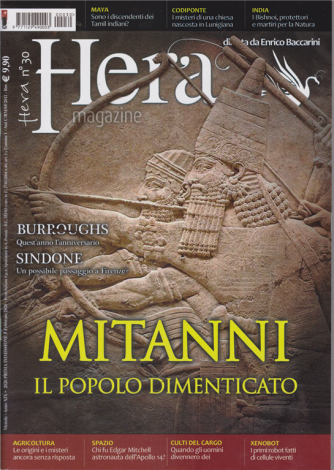 Hera magazine - n. 30 - 5 febbraio 2020 - mensile