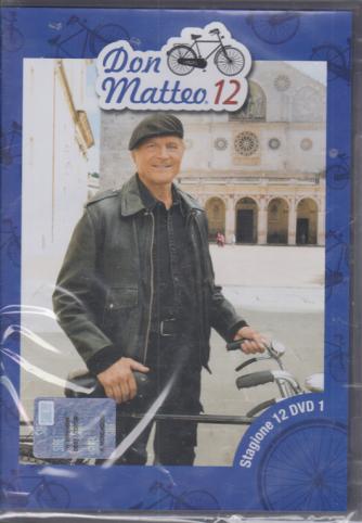 I dvd di Sorrisi Collection - n. 1 - 11/2/2020 - Don Matteo 12 -