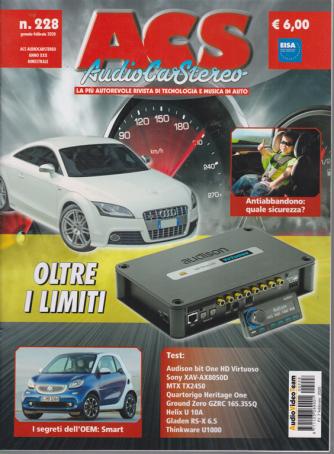 ACS Audio CarStereo - n. 228 - gennaio - febbraio 2020 - bimestrale