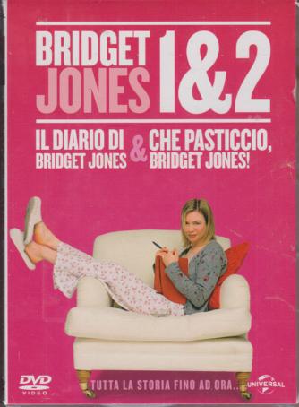 I dvd di Sorrisi Collection - n. 10 - Bridget Jones 1&2 - Il diario di Bridget Jones & Che pasticcio Bridget Jones! - settimanale - 11/2/2020.