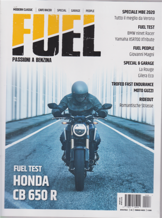 Fuel - n. 6 - bimestrale - febbraio - marzo 2020 -