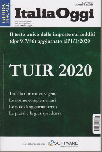 Italia Oggi - n. 2 - 8 febbraio 2020 - Guida fiscale - Tuir 2020