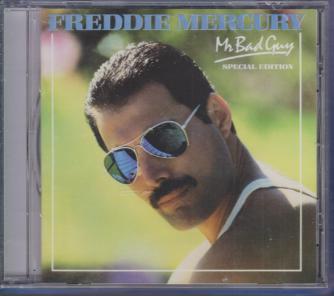 Cd collezione 2 n. 83 - settimanale - 18/2/2020 - Freddie Mercury - Mr. Bad Guy