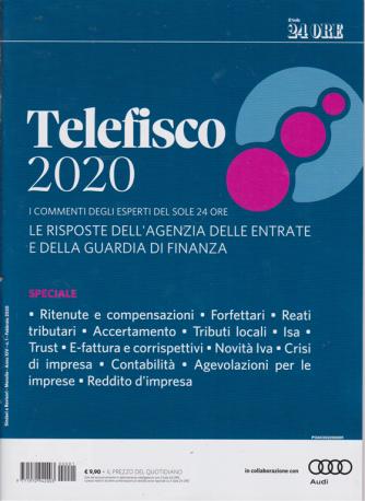 Telefisco 2020 - mensile - n. 1 - febbraio 2020