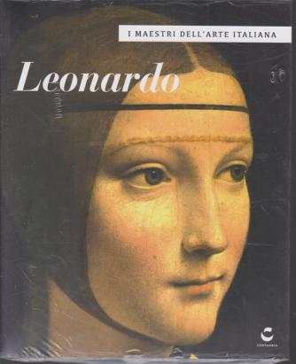 I maestri dell'arte italiana - Leonardo - n. 7 - settimanale - 20/2/2020
