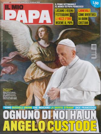 Il mio papa - n. 9 - 19 febbraio 2020 - settimanale