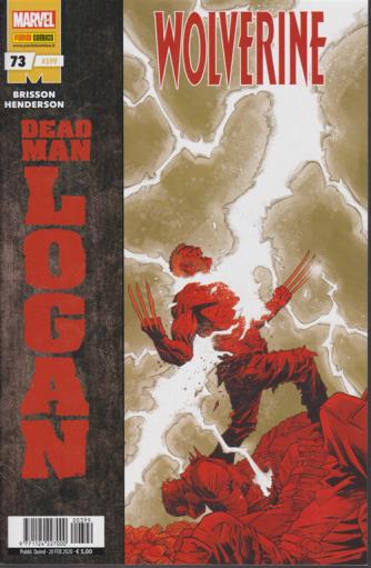 Wolverine   73 / 399 byMarvel Dead Man Logan