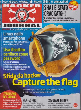 Hacker journal - n. 241 - mensile - febbraio 2020