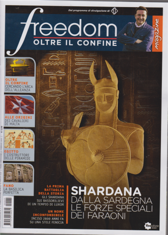 Freedom magazine - n. 5 - mensile - marzo 2020
