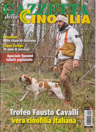 La Gazzrtta della cinofilia venatoria - n. 3 - marzo 2020 - mensile