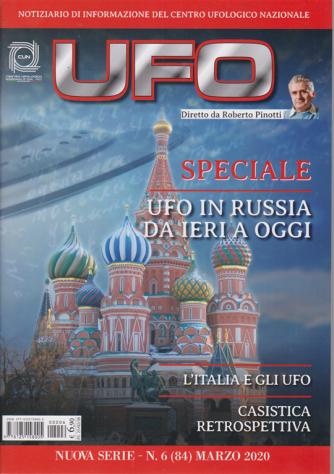 Ufo - n. 6 - nuova serie - marzo 2020