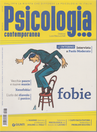 Psicologia contemporanea - n. 278 - marzo - aprile 2020 - bimestrale
