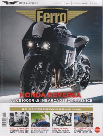 Ferro - n. 48 - mensile - febbraio 2020
