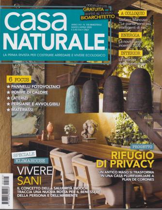 Casa Naturale - n. 105 - bimestrale - marzo - aprile 2020
