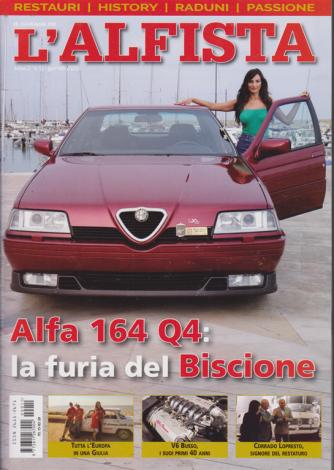 Il  Garage de L'alfista - Alfa 164 Q4 - n. 11 - gennaio - febbraio 2020 - bimestrale