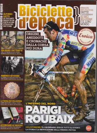 Biciclette d'epoca - n. 42 - marzo - aprile 2020 - bimestrale