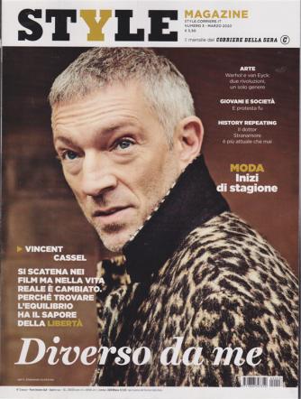 Style Magazine - n. 3 - marzo 2020 - mensile
