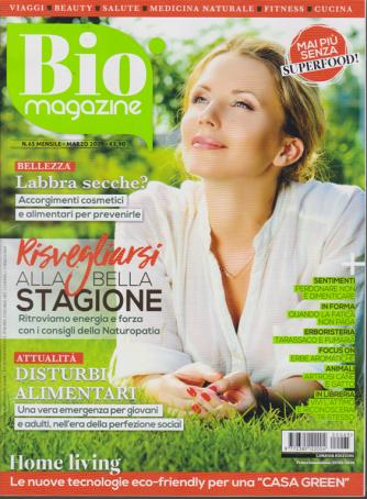 Bio Magazine - n. 65 - mensile - marzo 2020