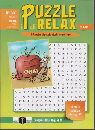 Puzzle di relax - n. 309 - mensile - marzo 2020