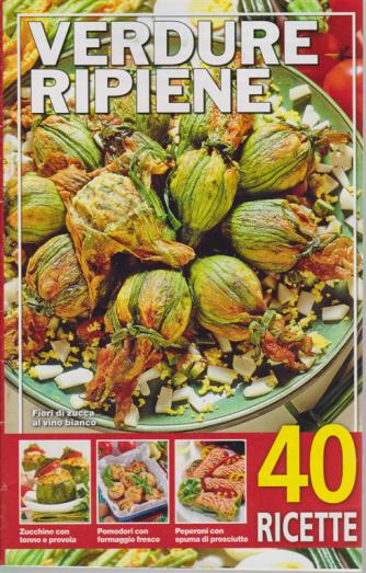 Verdure ripiene . n. 9 - 25/2/2020 - 40 ricette