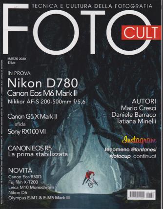 Foto Cult - n. 169 - mensile - marzo 2020