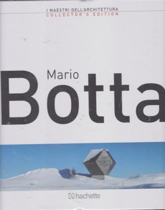I maestri dell'architettura -Mario Botta - n. 7 - quattordicinale - 22/3/2019 - esce il venerdì
