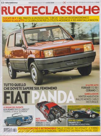 Ruoteclassiche Split - + Ruoteclassiche leggenda Alfa Romeo - n. 375 - marzo 2020 - mensile - 2 riviste