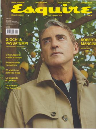 Esquire - n. 3 - marzo 2019 - bimestrale