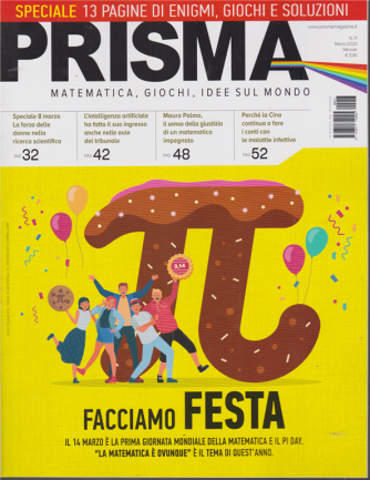 Prisma - n. 17 - marzo 2020 - mensile