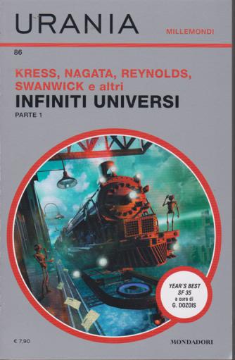 Millemondi - Urania - Infiniti universi - parte 1 - n. 86 - quadrimestrale - marzo 2020 -