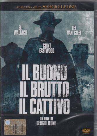 I Dvd Di Sorrisi6 - Il Buono Il Brutto Il cattivo - un film di Sergio Leone - n. 5 - settimanale - 17/2/2019 - terza uscita