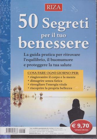 Riza Antiage - n. 23 - marzo 2020 - 50 segreti per il tuo benessere -
