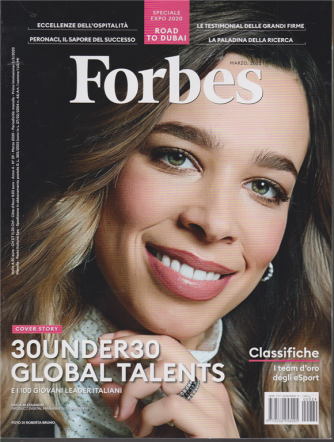 Forbes - n. 29 - mensile - marzo 2020