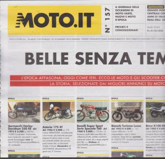 Moto.It - n. 157 - marzo 2020 - mensile