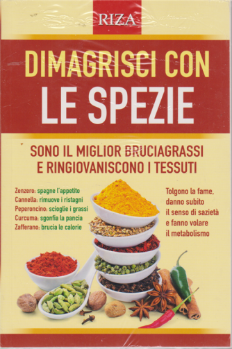 Le ricette Perdipeso - Dimagrisci con le spezie - n. 102 - marzo 2020 -