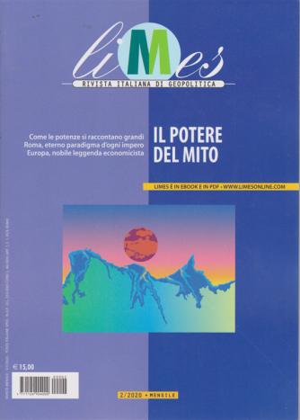 Limes - n. 2 - mensile - 5/3/2020