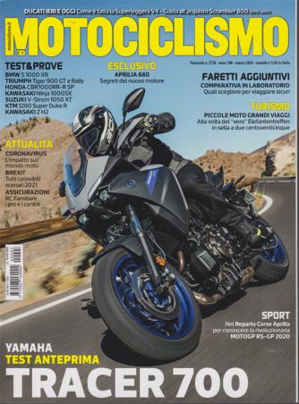 Motociclismo - n. 3 - marzo 2020 - mensile