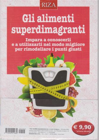 Le ricette perdipeso - Gli alimenti superdimagranti - n. 102 - marzo 2020 -