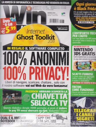 Win Magazine Dvd 8Gb - n. 267 - marzo 2020 - mensile
