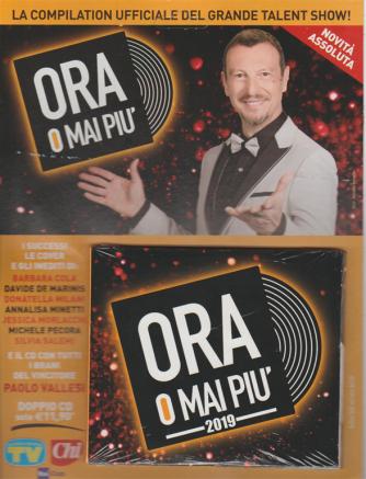Doppio CD Sorrisi & Canzoni TV - Ora o Mai Più 2019