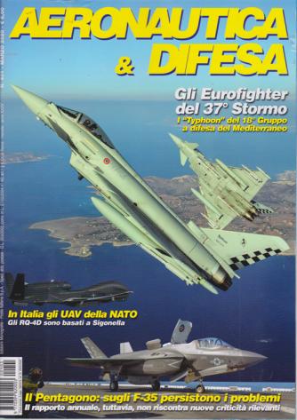 Aeronautica e Difesa - n. 401 - marzo 2020 - mensile